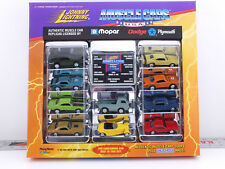 Johnny Lightning 10 Car Muscle Cars USA Diecast Set Mopar Dodge Plymouth 353-02