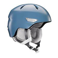 Bern Bristow YOUTH Kid's Girls Ski / Snowboard Helmet XS-S S-M Atlantic Blue