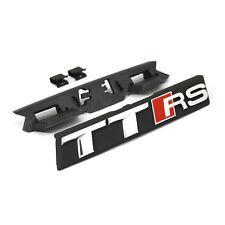 ORIGINALE Audi SCRITTA LOGO PORTELLONE CROMO TTRS 8s0853740 2zz