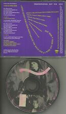 CYCLE SLUTS FROM HELL 4TRK SAMPLER PROMO Radio DJ CD Single w/ PRINTED LYRICS