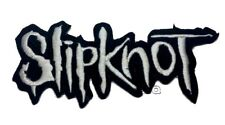 Slipknot Heavy Metal Music Iron Sew on Embroidered Patches UK Seller