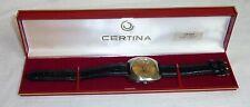 CERTINA Automatic 288 Datumsanzeige Kal. 25-681 inkl. Box