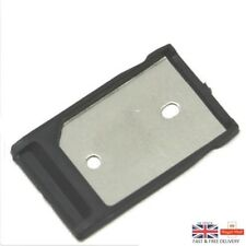New Sim Card Tray Holder Reader Slot Inserts for HTC Desire 530 650 Black UK