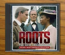 ROOTS: THE NEXT GENERATIONS Gerald Fried RARE UNRELEASED TV SCORE