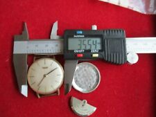 VINTAGE tissot automatic watch with Tissot 28.5R-21 automatic movement for parts