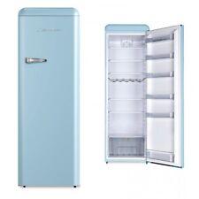 SchaubLorenz SL330LB  Blau Vollraum Kühlschrank Retro A+ 330l Kühlschrank NEU