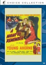 A Night to Remember DVD (1942) - Jeff Donnell, Brian Aherne, William Wright