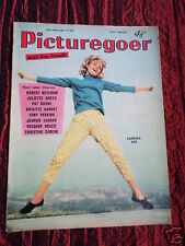 PICTUREGOER - UK MOVIE MAGAZINE -18 OCT 1958 - ROBERT MITCHUM - BRIGITTE BARDOT