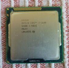 Intel Core i7-2600 sr00b 3.40ghz SKT 1155 4 cores / 8 Threads + disipador