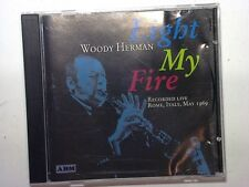 Light My Fire - Woody Herman & His Orchestra Mint CD