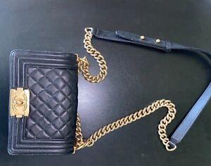 Chanel Boy shoulder bag Authentic