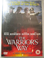 The Warrior's Way (DVD, 2011) NEW SEALED PAL Region 2