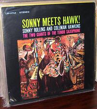 CLASSIC RECORDS LP LSP-2712: Sonny (Rollins) Meets Hawk (Coleman Hawkins), 180gm