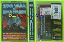 MC STAR WARS & SPACE INVASION SIGILLATA SEALED SOUNDTRACK italy cd lp dvd vhs