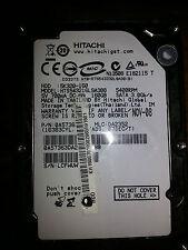 HITACHI 5K320-160 HTS543216L9A300 160GB SATA PCB BOARD ONLY LAPTOP NOTEBOOK DRV
