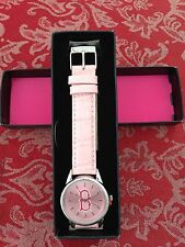 MLB Boston Red Sox women's watch - NEW with Original Box + New Battery