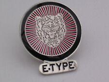 Jaguar E-Type Tie Pin Badge
