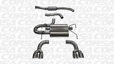 Corsa Cat-Back Exhaust  Dual Rear Exit for Subaru Impreza WRX STI 2.5L 08-13