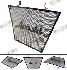 Arashi Radiator Grill Guard Cover Protector For 2009-2016 SUZUKI GSXR GSX-R 1000