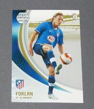 FORLAN URUGUAY ATLETICO MADRID ESPAGNE PANINI CARD FOOTBALL LIGA 2007-2008