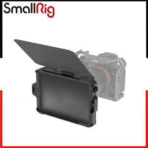 SmallRig Mini Lightweight Matte Box 52/55/58/62/67/72/77/82/86mm 4 x 5.65