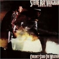 """STEVIE RAY VAUGHAN """"COULDN'T STAND THE WEATHER"""" CD NEW+"""