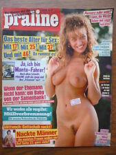 Praline Magazin 1991/15,  Tina Ruland, 04.04.1991