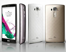 "Original LG G4 H815 4G LTE  5.5"" 16MP 32GB 3GBRAM Smartphone White"