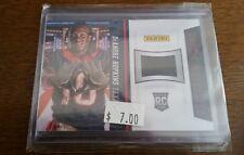 2013 National DEANDRE HOPKINS Glove Texans RC Rookie Materials Panini