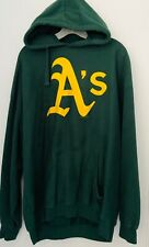 Oakland As Athletics Logo Hoodie Sweatshirt 2Xl Xxl