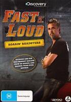 Fast N' Loud - Roarin' Roadsters (DVD, 2018, 2-Disc Set) - Region 4