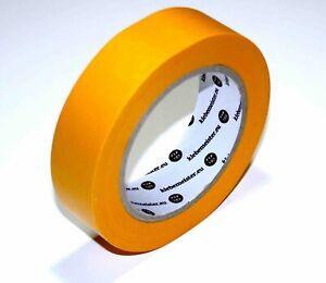 klebemeister® Goldband Malerband Soft Abdeckband Washi ⎥ 19 25 30 38 50 mm x 50m
