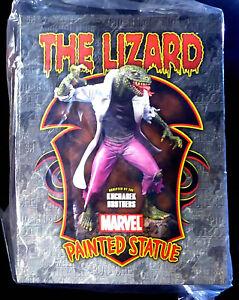 The Lizard Statue Spider-man New 2007 FS Bowen Designs Marvel Comics  Amricons