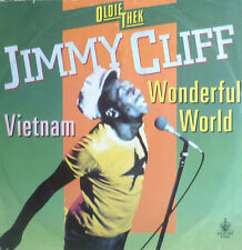 7 VG+++! JIMMY CLIFF ( LIVE ) Vietnam + Wonderful World
