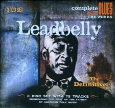 Leadbelly - Definitive [CD]