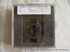 1 Everett Charles Contactor-144 Bga Ic Test 22-4961 Free Shipping
