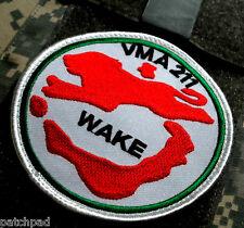 Camp Bastion Usmc Av8B Harrier Jump Jet Attack Sqn νeΙcrο Insignia: Vma 211