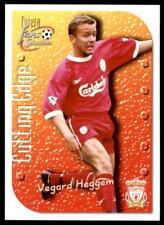 Futera Liverpool Fans' Selection 1999 - Vegard Heggem (Cutting Edge) No.9