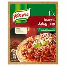 5 x Knorr FIX SPAGHETTI Bolognese 44g ( 4 portion ) for Pasta