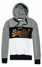 Sweats et vestes à capuches gris Superdry pour homme | eBay