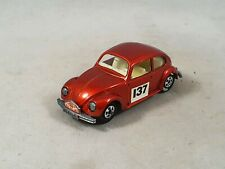 Matchbox Superfast VW Käfer1500 Volkswagen Bug Beetle Nr. 15 Lesney England