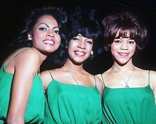 """Diana Ross and the Supremes 10"""" x 8"""" Photograph no 273"""
