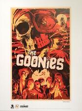 Francesco Francavilla The Goonies Poster Print Mondo Artist