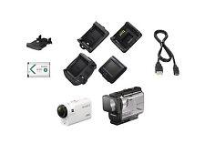 Sony FDR-X3000R Digital Camcorder - Exmor R CMOS - Full HD (fdrx3000r)