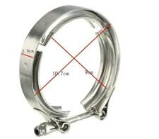 Universal 3.5 inch Stainless V-band clamp for Turbo, Exhaust pipes Downpipes