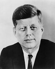 """John F Kennedy 10"""" x 8"""" Photograph"""