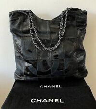 AUTHENTIC CHANEL LARGE  BROOKLYN  CABAS TOTE RRP  4500 AU RARE BAG ... a500f71a588c2