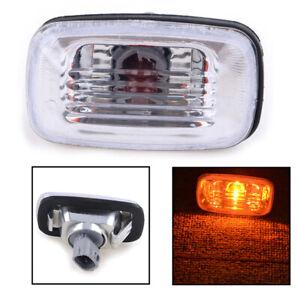 Amber Side Marker LED Signal Light For toyota Land Cruiser fj100 LC100 1998-2005