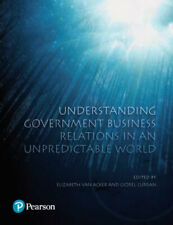 NEW Understanding Government Business Relations in an Unpredictable World (Pears