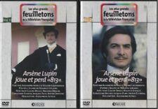 "ARSENE LUPIN JOUE ET PERD ""813"" ...  L'INTEGRALE ... BRIALY, BIRAUD, LEBLANC"